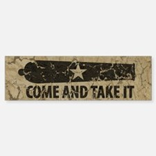 Come and Take It Sticker (Bumper)