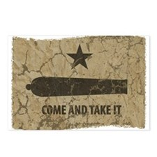 Come and Take It Postcards (Package of 8)