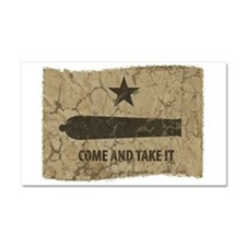 Come and Take It Car Magnet 20 x 12
