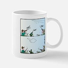 Birds giving the Finger Mug