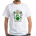 Van den Brink Coat of Arms White T-Shirt