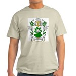 Van den Brink Coat of Arms Ash Grey T-Shirt
