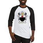 Van Braam Coat of Arms Baseball Jersey