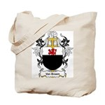 Van Braam Coat of Arms Tote Bag