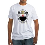 Van Braam Coat of Arms Fitted T-Shirt