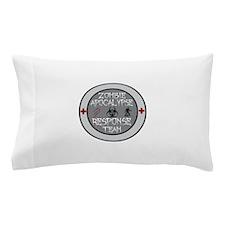 zombie apocalypse response team Pillow Case