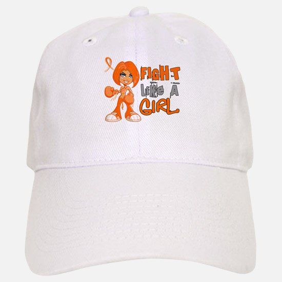 Fight Like a Girl 42.8 Kidney Cancer Hat