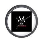 M: still the moron Wall Clock