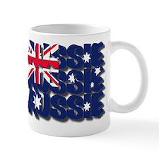 Aussie Aussie Aussie Mug
