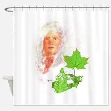 Maple Spring Shower Curtain