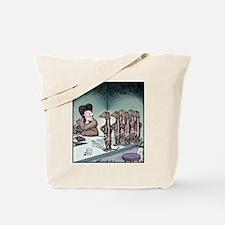 Angry Minks Tote Bag