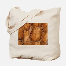 TROPICAL PALM TREE TRUNK Tote Bag