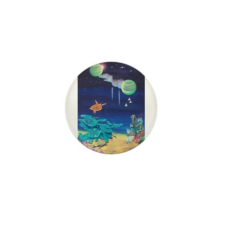 Gemini and Pisces Mini Button (100 pack)