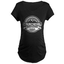 Courchevel Grey T-Shirt