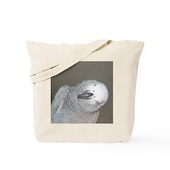 African Grey Dex Tote Bag