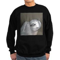African Grey Dex Sweatshirt
