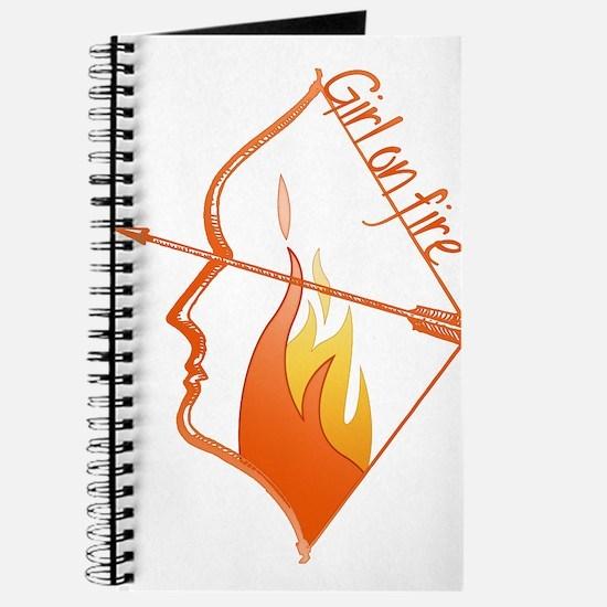 Girl on Fire Journal