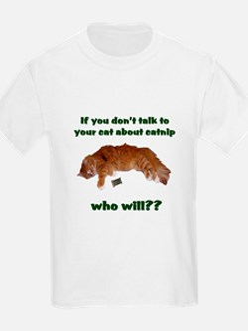Catnip Kids T-Shirt