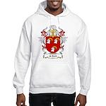 de Bock Coat of Arms Hooded Sweatshirt
