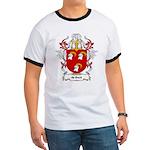 de Bock Coat of Arms Ringer T