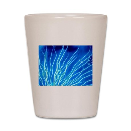 ELECTRIC BLUE Shot Glass