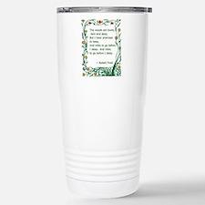 Robert Frost Travel Mug