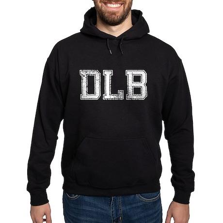 DLB, Vintage, Hoodie (dark)