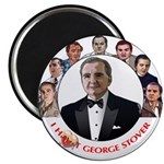 George S circle Magnet
