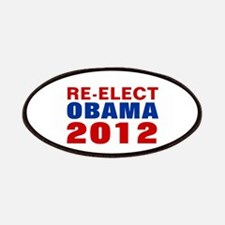 RE-ELECT OBAMA 2012 Patches