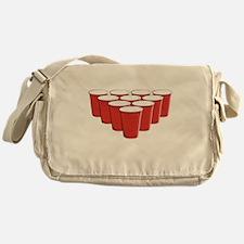 Beer Pong Messenger Bag