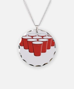 Beer Pong Necklace