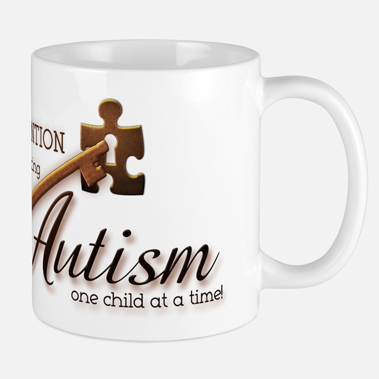 E.I. Unlocks Autism Mug