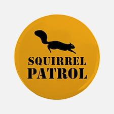 "Squirrel Patrol 3.5"" Button (100 pack)"