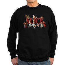 Alice & Friends in Wonderland Sweatshirt