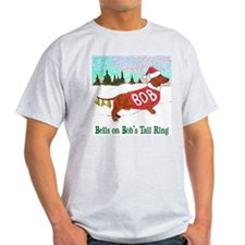 Bell on Bobs Tail Ring T-shirt design T-Shirt
