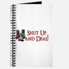 Shut Up and Deal Journal