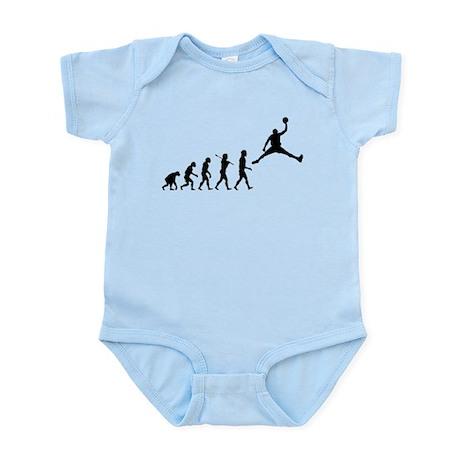 Slam Dunk Evolution Infant Bodysuit
