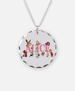 Alice & Friends in Wonderland Necklace
