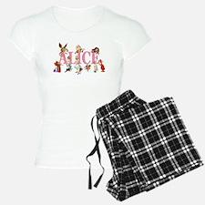 Alice & Friends in Wonderland Pajamas