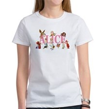 Alice & Friends in Wonderland Tee