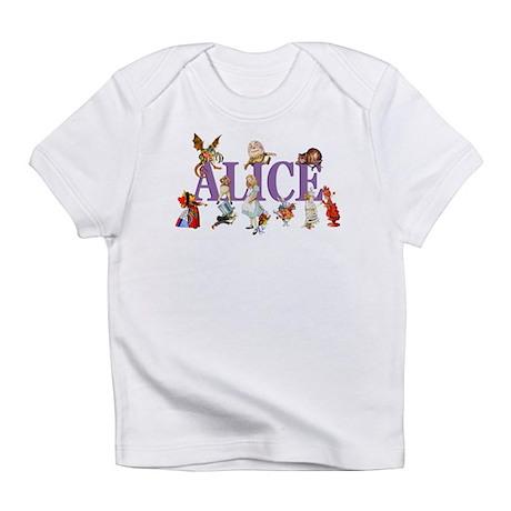 Alice & Friends in Wonderland Infant T-Shirt