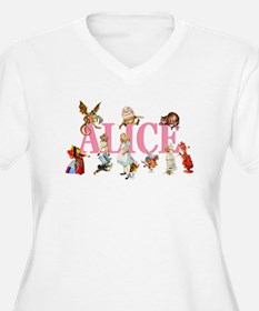 Alice & Friends in Wonderland T-Shirt