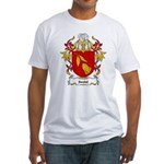 Beukel Coat of Arms Fitted T-Shirt
