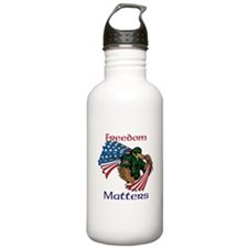 Powerful Eagle Water Bottle