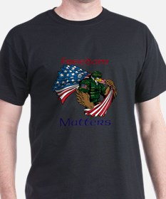 Powerful Eagle T-Shirt