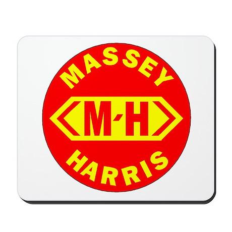 """MASSEY HARRIS"" Mousepad"