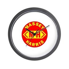 """MASSEY HARRIS"" Wall Clock"