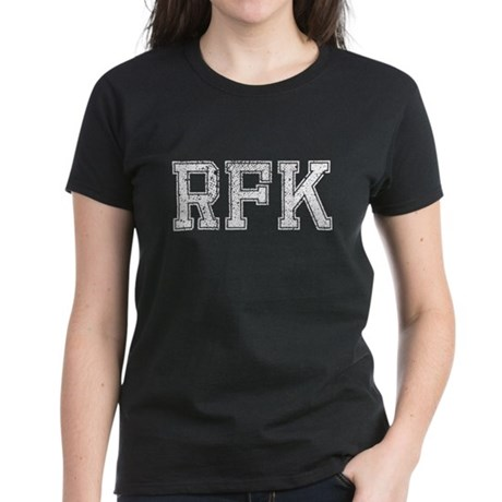 RFK, Vintage, Women's Dark T-Shirt