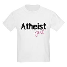 Atheist Girl T-Shirt