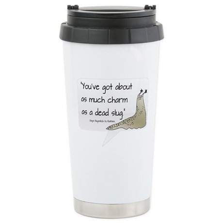 Dead Slug Stainless Steel Travel Mug